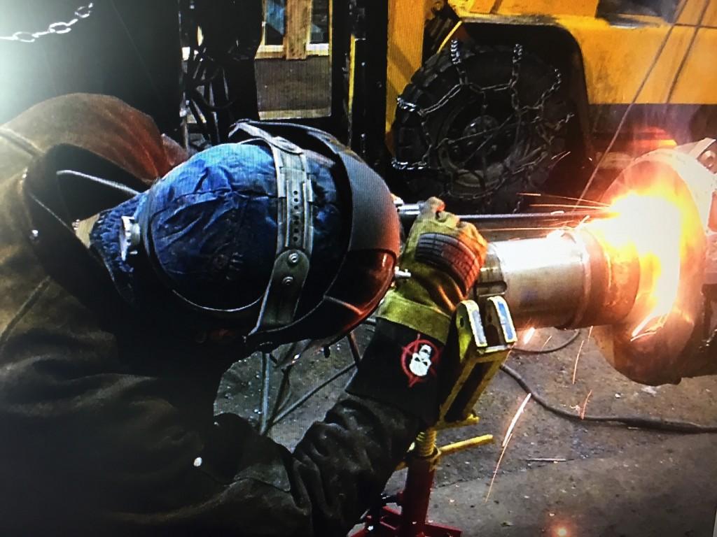Welding services 4