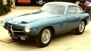 1955 Pegaso Z-102 Touring Coupe